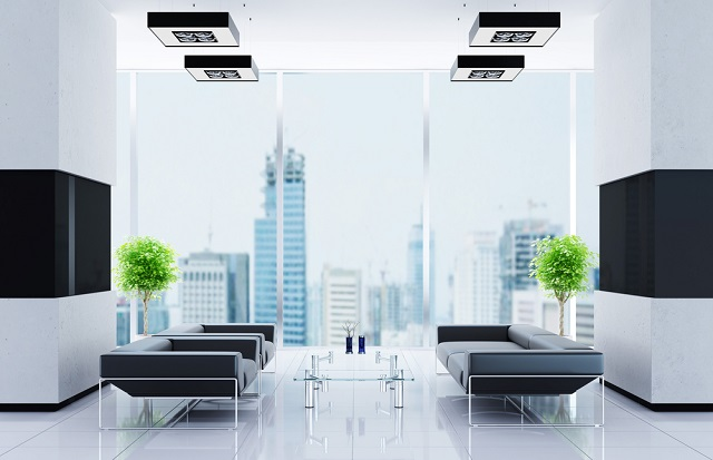 Oficinas modernas y accesibles para emprendedores_abraham cababie daniel