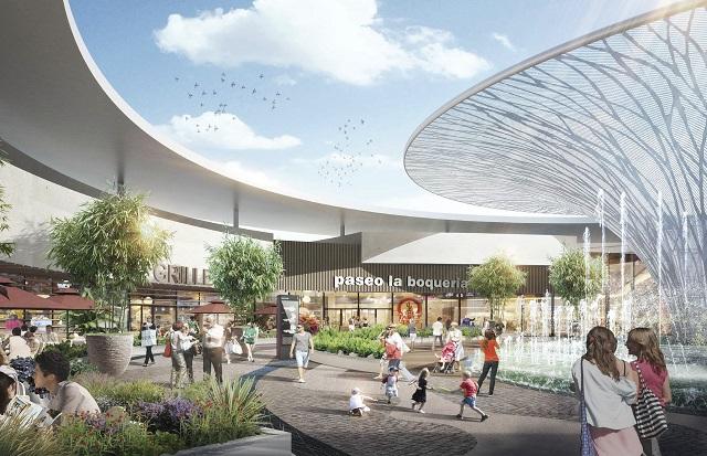 Los centros comerciales y su función en la economía regional_abraham cababie daniel